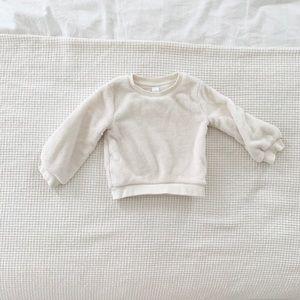 Harper Canyon Girls Fuzzy Soft Sweatshirt